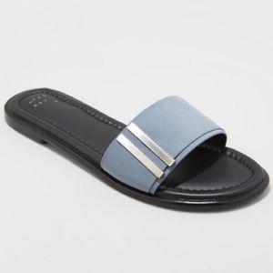 Women's Slide-on Strap Sandals